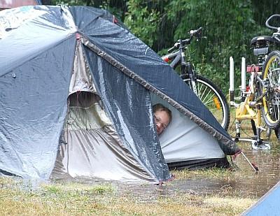 Camping zum Testival